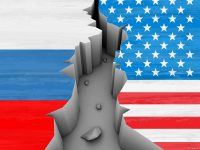 Crisis  between USA and Russia.