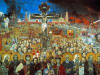 «Русский цикл» Глава 5 «Русские культуры»