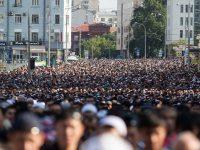 Митинг миллиона мусульман в Москве (заметка 2013 года)