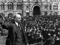 «Русский цикл» Глава II «Ленин. Революция»