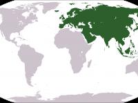 Мусульмане России в ожидании Номоса Евразии (заметка 2013 года)