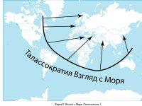 Россия и США между Сушей и Морем (заметка 2010 года)