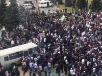 Национальные протесты и исламский интерес (5.10.18)