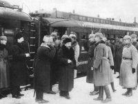 Заметки к 100-летию окончания Первой мировой войны (12.11.18)