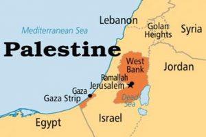 Палестину могут разделить между Израилем, Египтом и Иорданией (1.05.19)