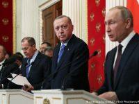 О сходстве и отличии «имперской ситуации» Путина и Эрдогана (7.03.20)