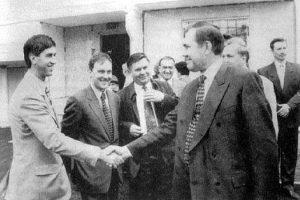Двадцать лет спустя: о зигзагах красноярского регионализма (13.05.20)