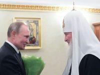 Политика РПЦ для русских и для татар (31.10.20)