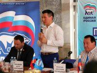 Калмыкия: «Единая Россия» оказалась недостаточно единой (6.10.20)