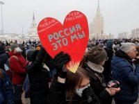 Протестное движение в России: движущие силы и тенденции (1.02.21)
